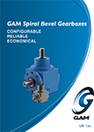 Product Brochure | Spiral Bevel Gearbox