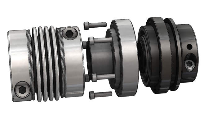Corrosion Resistant Safety Coupling GAM