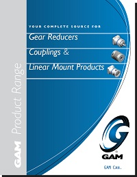 Gear Reducers Couplings Linear Mounting Kits | 2013 Brochure