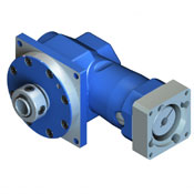 Gear Reducers | Right Angle Hypoid Gearbox Dyna Lite DL-DC Series