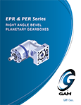 Product Brochure | EPR Right Angle Gearbox