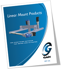 GAM Linear Mount Products Brochure
