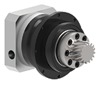 SPH-FP Gearbox with Flanged Pinion