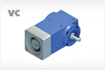 Precision Gear Reducers, Inline Gearboxes, Right Angle Gearboxes, VC Series