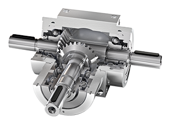VP/VPC Series   Right Angle Bevel   Gear Reducers   GAM