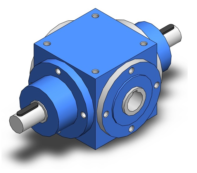 Application Story: Spiral Bevel Gearbox | Elastomer Couplings | Adapter Plates | Valve Actuator System