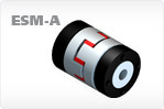 Elastomer Couplings Zero Backlash ESM-A Series