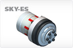 Safety Couplings SKY-ES Series
