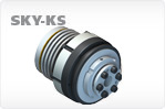 Safety Couplings SKY-KS Series
