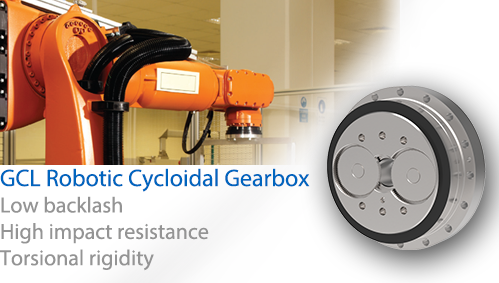 GCL Robotic Planetary Gearbox