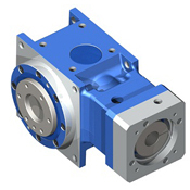 Gear Reducers | Right Angle Hypoid Gearbox Dyna Series DS-F