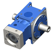 Gear Reducers | Right Angle Hypoid Gearbox Dyna Series DS-T