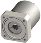 Gear Reducers | Inline Planetary Gearbox Stainless Steel SSP-W Series Rear View