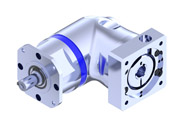 Gear Reducers | Right Angle Bevel Planetary Gearbox EPR-X Series